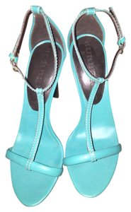 Burberry turquoise Sandals