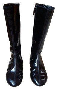 Burberry Prorsum London Black Boots