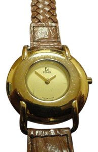 Fendi Elegant Swiss Made Fendi Women's Watch Authentic Swiss Accurate