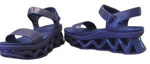 Marc by Marc Jacobs mineral blue Sandals