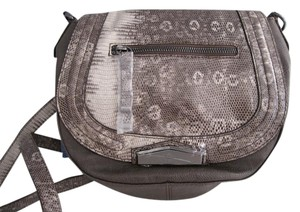 Simply Vera Vera Wang Snakeskin Cross Body Bag