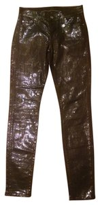 7 For All Mankind Snakeskin Print