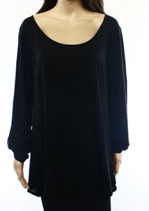 Final Touch Cotton Blends Long Sleeve New With Tags 3300-1200 Top