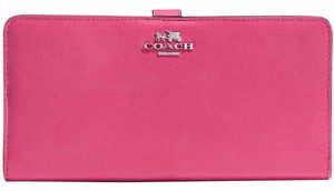 Coach Coach Skinny Wallet in Leather