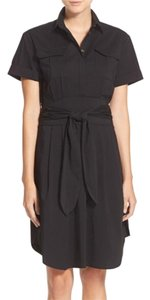Cynthia Steffe Shirt Fit And Flare Dress