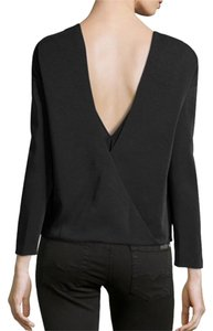 J Brand Sexy Warm Surplice Night Out Sweater
