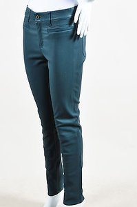 MiH Jeans Leather Skinny Jeans