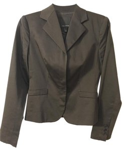 The Limited Suit Professional Work Chocolate Brown Jacket