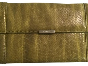 Jason Wu Lime Green Clutch
