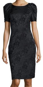 Zac Posen Jacquard Sheath Dress