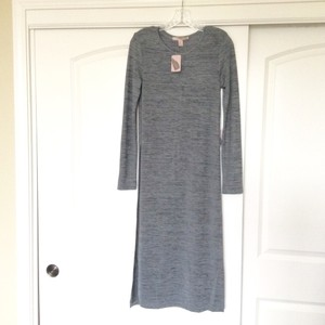 Grey Maxi Dress by Forever 21