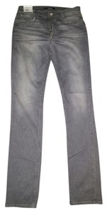 JOE JEANS Straight Leg Jeans-Distressed