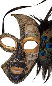 Other Venetion masquerade inspired mask