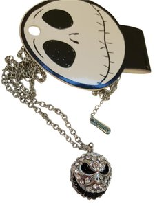 Disney Disney Tim Burton's Jack Skellington Rhineston Necklace