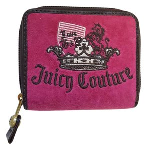 Juicy Couture Juicy Couture Pink Wallet