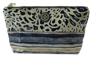Tory Burch Tory Burch Slouchy Cosmetic Case Bag Multicolor