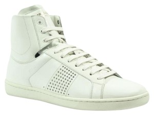 Saint Laurent Ysl Lauren 321794 White Athletic