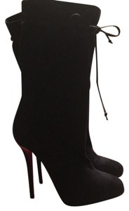 Christian Louboutin Dark Navy Blue Boots