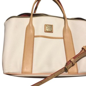 Wallet with tote Dooney & Bourke Tote in White