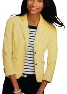 Talbots Yellow Blazer