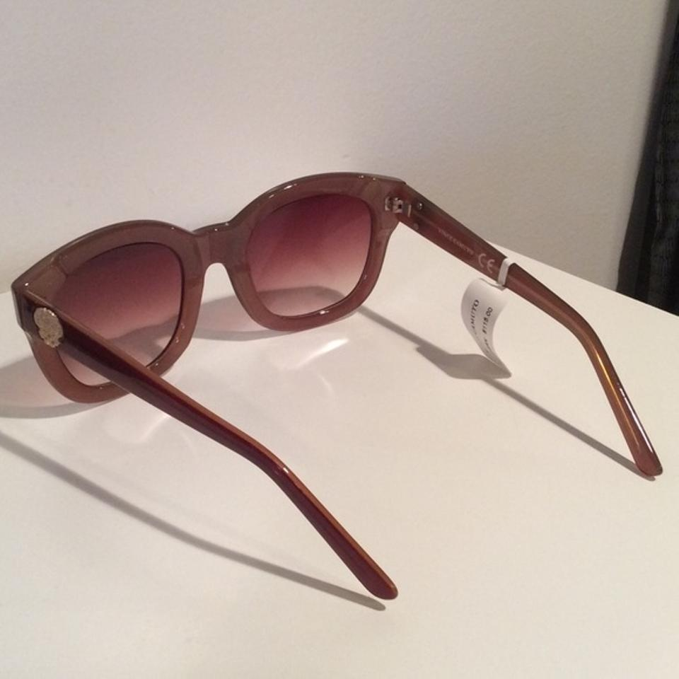91dd99cfafdec Vince Camuto Vince Camuto Louise Vintage Cat-Eye Sunglasses Image 2. 123