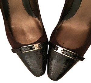 Bandolino Work Brown Pumps