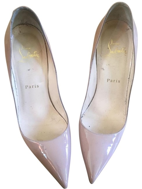 Item - Nude So Kates Formal Shoes Size US 6 Narrow (Aa, N)