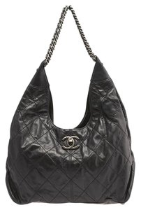 Chanel Cc Shoulder Hobo Bag