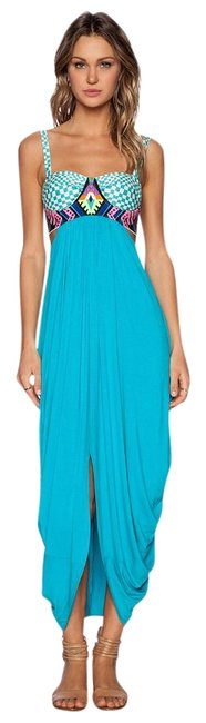 Preload https://img-static.tradesy.com/item/19079110/mara-hoffman-blue-embroidered-turquoise-long-casual-maxi-dress-size-4-s-0-1-650-650.jpg