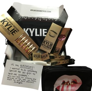 Kylie Cosmetics Kylie jenner birthday limited Edition
