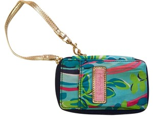Lilly Pulitzer Wristlet in Blue