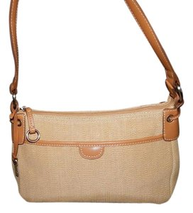 Fossil Handbag Key Leather Cross Body Bag