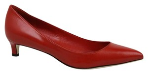 Gucci Pointed Toe Red Pumps