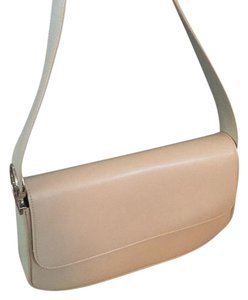 Oroton Satchel in Creme Brulee'