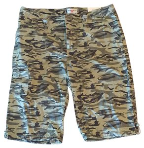 george & martha Bermuda Shorts camo