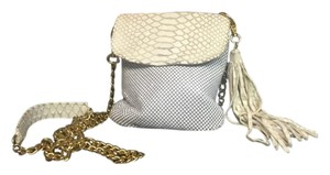 Whiting & Davis Purse Evening Cross Body Bag