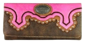 Montana West MW335-W002 Montana West Concho Collection Wallet