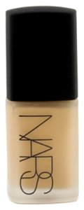 Nars Cosmetics NARS Face Care, 1 oz Sheer Matte Foundation - Tahoe (Medium-Dark 2 - Medium-Dark w/ Caramel Undertone)