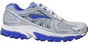 Brooks Silver/Ombre Blue/White Athletic