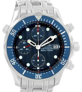 Omega Omega Seamaster James Bond Automatic Chronograph Watch 2599.80.00