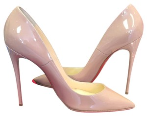 Christian Louboutin So Kate 40 9 Nude Pumps
