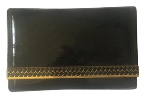 Ted Baker Patent Leather Cross Body Bag