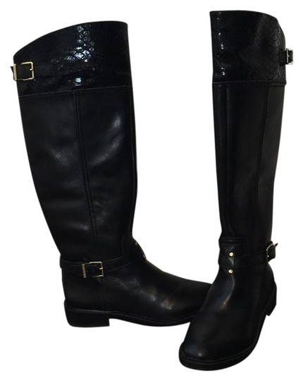 Gianni Bini Black Boots
