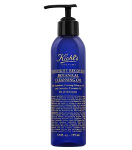 Kiehl's Midnight Recovery Botanical Cleansing oil, 5.9 oz.