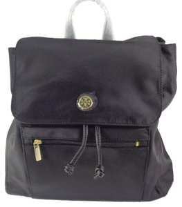 Tory Burch 31395 Nylon/leather Women's Backpack