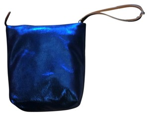 Marni Wristlet in Sparkle Blue