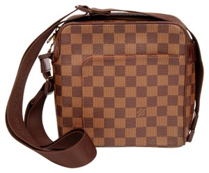 Louis Vuitton Monogram Olav Cross Body Bag