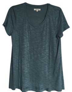 Madewell T Shirt Turquoise