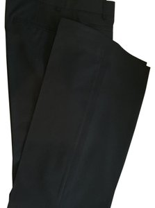 BCBGMAXAZRIA Boot Cut Pants Black