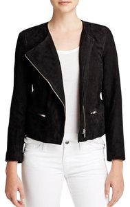 Sandro Leather black Leather Jacket